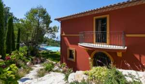 Seasonal rental Property Èze