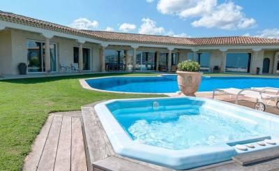 Seasonal rental Property Gassin
