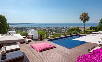 Seasonal rental Property Golfe-Juan