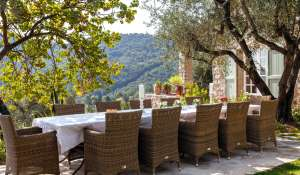 Seasonal rental Property Le Bar-sur-Loup