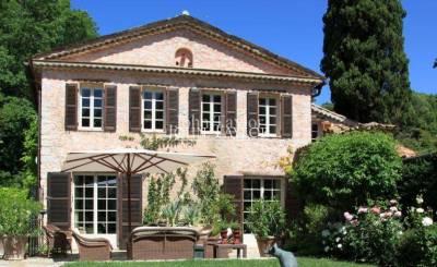 Seasonal rental Property Mouans-Sartoux