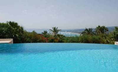Seasonal rental Property Ramatuelle