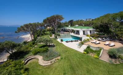 Seasonal rental Property Sainte-Maxime