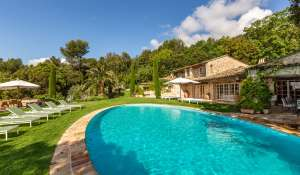 Seasonal rental Property Tourrettes-sur-Loup