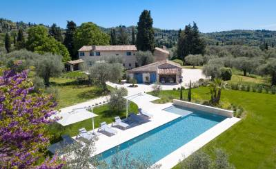 Seasonal rental Property Valbonne