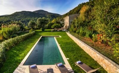 Seasonal rental Property Vence