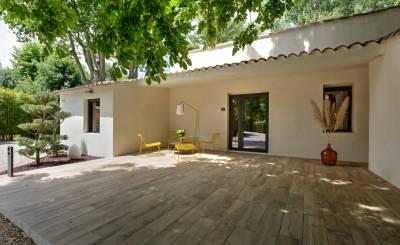 Seasonal rental Villa Aix-en-Provence