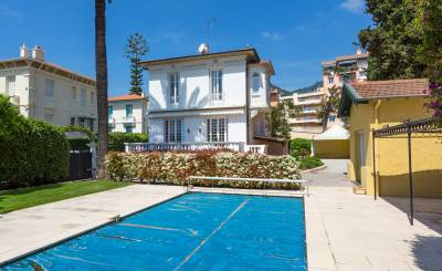 Seasonal rental Villa Beaulieu-sur-Mer