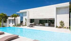 Seasonal rental Villa Biot