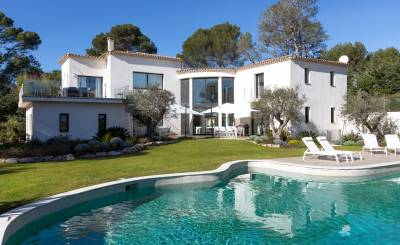Seasonal rental Villa Biot