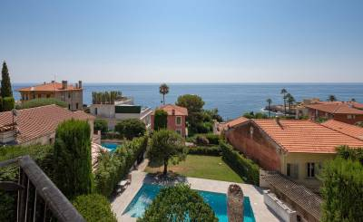 Seasonal rental Villa Cap-d'Ail