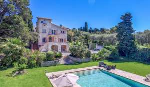 Seasonal rental Villa Cap d'Antibes
