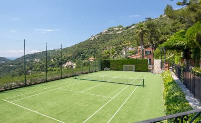 Seasonal rental Villa Èze