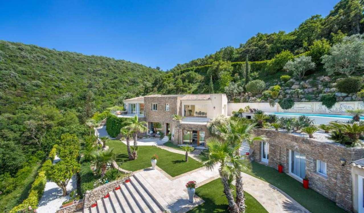 Seasonal rental Villa Gassin