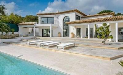 Seasonal rental Villa Grimaud
