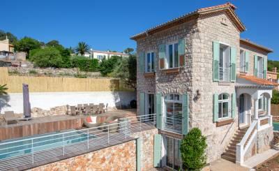 Seasonal rental Villa Nice