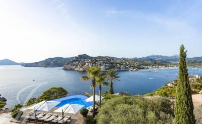 Seasonal rental Villa Port d'Andratx