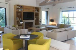 Seasonal rental Villa Ramatuelle