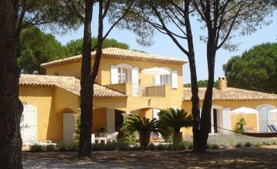 Seasonal rental Villa Ramatuelle