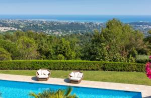 Seasonal rental Villa Saint-Paul-de-Vence