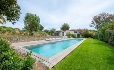 Seasonal rental Villa Saint-Tropez