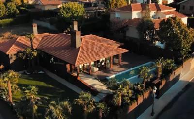 Seasonal rental Villa Salamanca