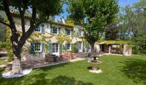 Seasonal rental Villa Valbonne