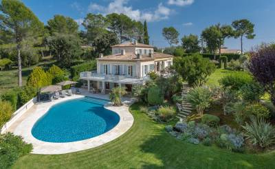 Seasonal rental Villa Valbonne