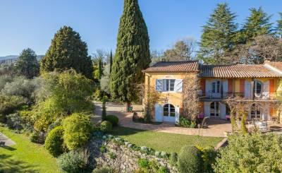 Seasonal rental House Châteauneuf-Grasse