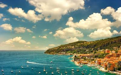 Seasonal rental French Riviera