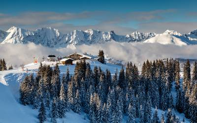 Seasonal rental French Alps