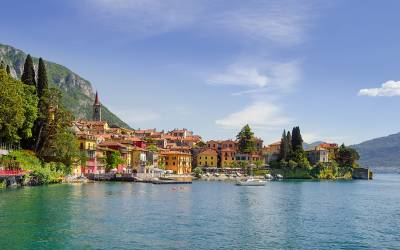 Seasonal rental Lake Como