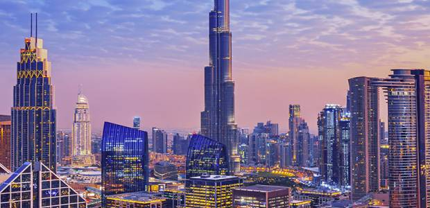 luxury real estate agency DUBAI