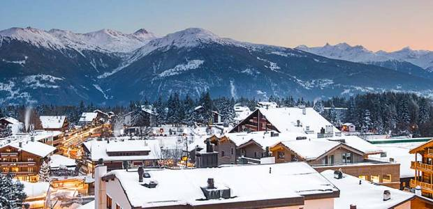 luxury real estate agency CRANS-MONTANA
