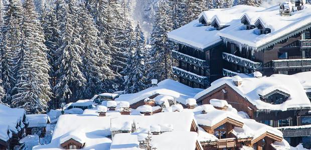 luxury real estate agency COURCHEVEL 1850