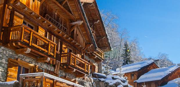 luxury real estate agency MERIBEL