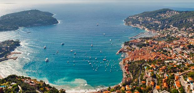 luxury real estate agency SAINT JEAN CAP FERRAT
