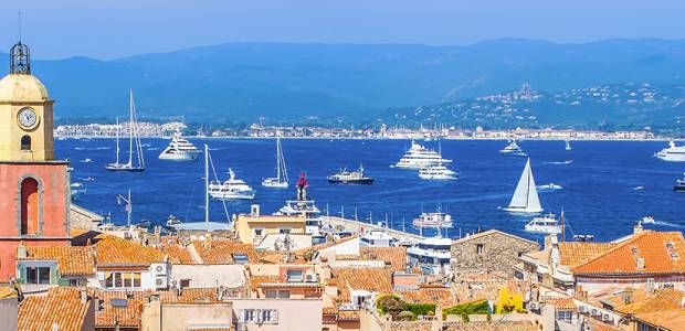 luxury real estate agency SAINT TROPEZ