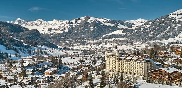 luxury real estate agency GSTAAD