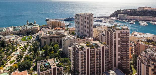 luxury real estate agency MONACO