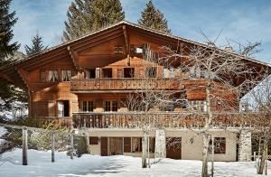 Vendita Chalet Lauenen bei Gstaad
