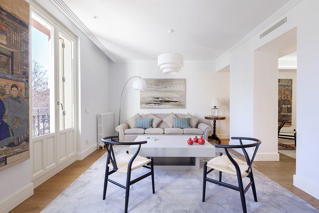Wohnung In Madrid anzeige verkauf wohnung madrid cortes 28014